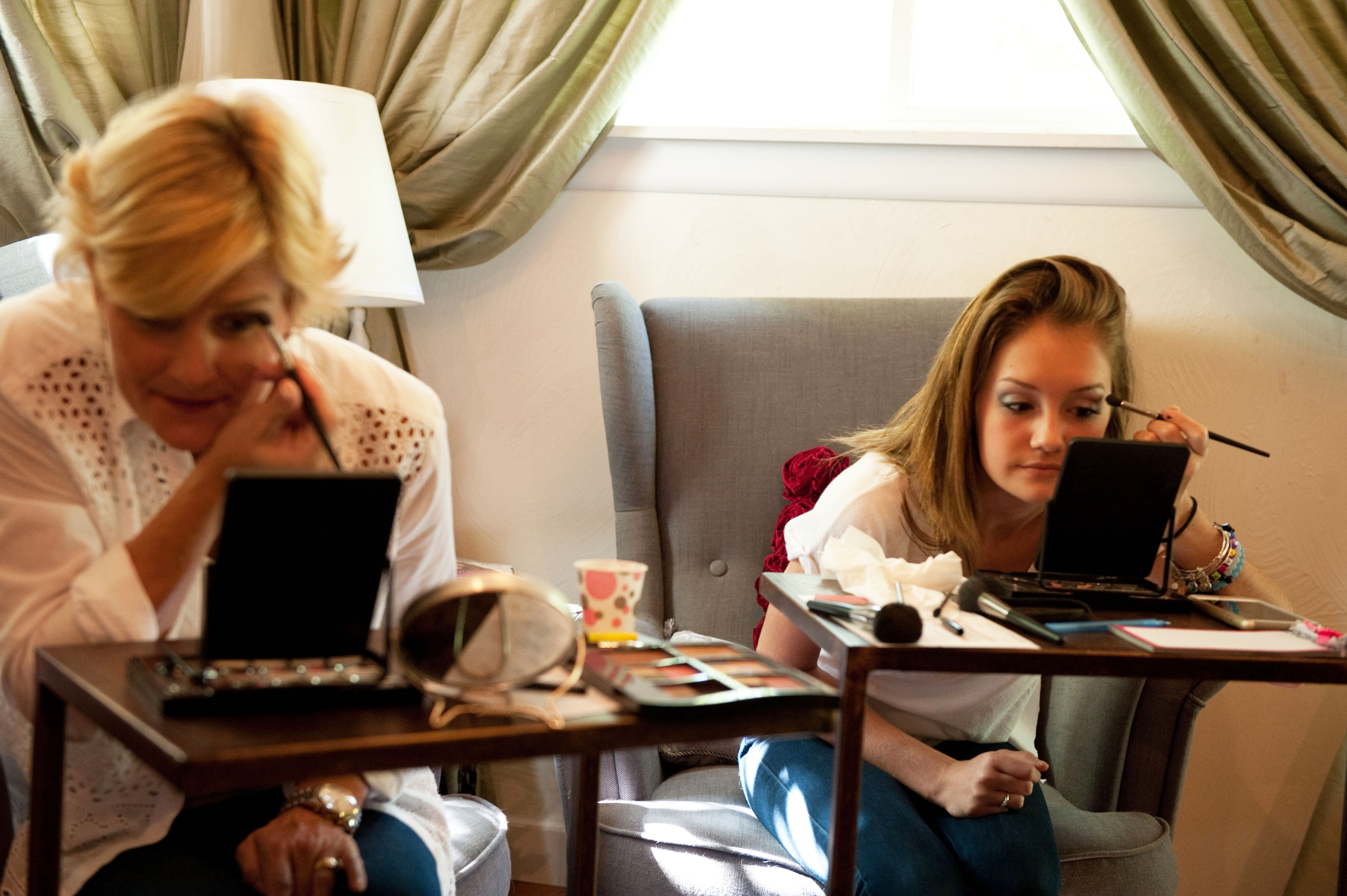 Mother Daughter Makeup Bonding Experience Buzzy Beauty